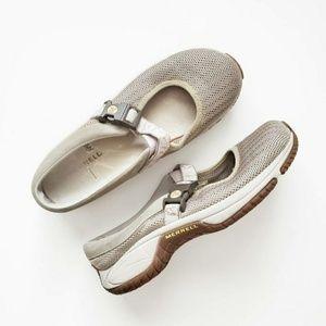 Merrell Encore Slip On Air Cushion Walking Shoes